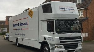 henry and son removal pantechnicon